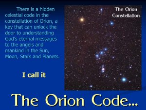Click to View Orion Code Slide 1